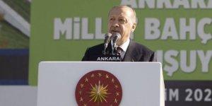 Erdoğan açılışta duyurdu: Atatürk Havalimanı için karar verildi!