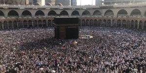 Mekke'de son cuma namazı kılındı