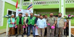 Şehit Ömer Halisdemir'in ismi Patani'deki okulda yaşayacak