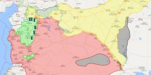 ABD'den YPG bölgesine 20 askeri üs!
