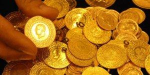 Altının kilogramı 165 bin 800 liraya geriledi