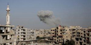 Suriye'de hastaneye hava saldırısı: 1 ölü