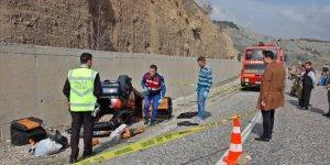 Adıyaman'da trafik kazası: 1 ölü, 3 ağır yaralı