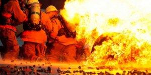 Hindistan'da orman yangını: 9 ölü