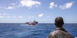 Nijerya'da tekne alabora oldu
