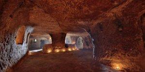 Dünyanın en büyük yeraltı şehri açılıyor