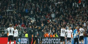 Beşiktaş defansı, hem savundu hem gol attı