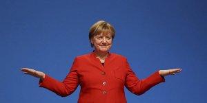 Merkel'den Ruhani'ye telefon