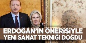 Erdoğan'ın önerisiyle yeni sanat tekniği: Mardin