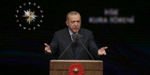 Cumhurbaşkanı Erdoğan Suriye ve Irak'taki terör kamplarını işaret etti