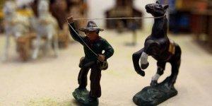 300 yıllık oyuncaklar dikkat çekiyor