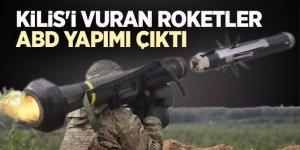 Kilis'i vuran roketler ABD yapımı çıktı