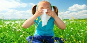 Çocuklarda bahar alerjisine dikkat