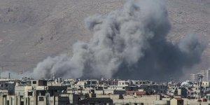 Esed rejimi Doğu Guta'da can almaya devam ediyor