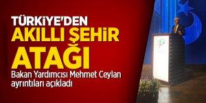 Türkiye'den akıllı şehir atağı