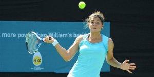 Teniste Türkiye'nin yükselen yıldızı Başak