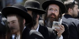 İsrailliler Doğu Kudüs'ün işgalinin 51. yılını kutladı