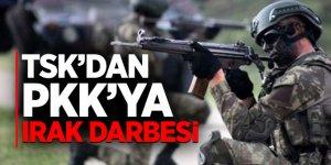 TSK PKK'ya Irak kapısını kapattı