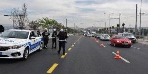 Kadın trafik polislerine, kadın sürücü desteği