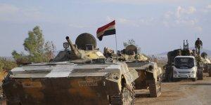 ABD'nin tehditleri sonrası Suriye ordusu alarma geçti!