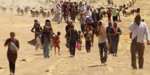 Suriye'deki Dera'dan göç eden sivillerin sayısı 200 bine yaklaştı