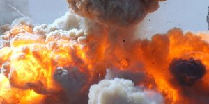 Bulgaristan'da derbide bomba patladı