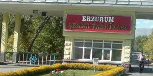 Erzurum Şeker Fabrikası satılamadı! Firmalar masadan kalktı