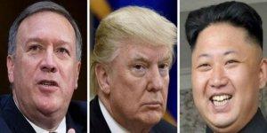 Pompeo'nun Kuzey Kore lideriyle görüştüğü doğrulandı