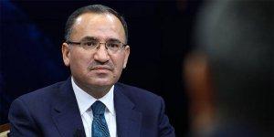 Bekir Bozdağ'dan Kılıçdaroğlu'na tepki
