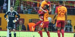 Galatasaray evinde Beşiktaş'ı yendi