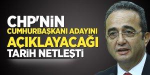 CHP'nin Cumhurbaşkanı adayını açıklayacağı tarih ve saat netleşti