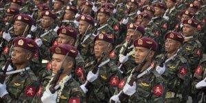 Myanmar ordusu Hristiyan Kaçin halkını hedef aldı