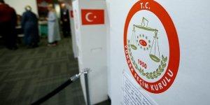 ABD'deki Türkler'in oy verme işlemi 9 Haziran'da başlayacak