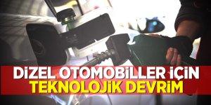 Dizel otomobiller için teknolojik devrim