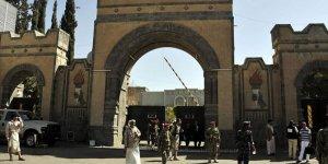 Yemen'deki Cumhurbaşkanlığı Sarayı'na saldırı