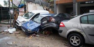 Ankara'daki selde ev ve iş yerleri zarar görenlere ödemeler başladı