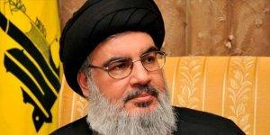 Nasrallah'tan Nekbe açıklaması