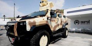 Zırhlı araç NMS'nin adı belli oldu