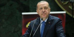 Cumhurbaşkanı Erdoğan, Avrupa Şampiyonu Yaman'ı kutladı