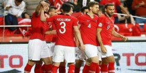 A Milli Futbol Takımı, İran'ı konuk ediyor