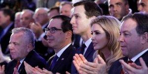 ABD'nin Kudüs Büyükelçiliği açıldı
