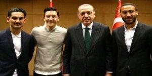 Alman DFB'den 'Erdoğan' açıklaması