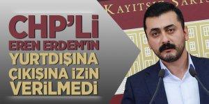 CHP'li Erdem hakkında iddianame kabul edildi