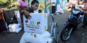 İHH'dan Arakan'daki Müslümanlara Ramazan yardımı