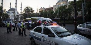 Ankara'da kimlik soran sivil polise saldırı!
