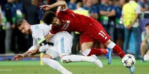 Salah'ı sakatlayan Ramos suçluluk duymuyorum