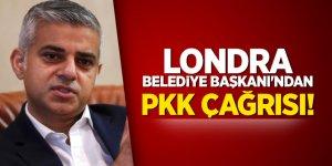Londra Belediye Başkanı'ndan sürpriz PKK çıkışı!