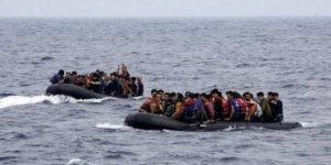 Orta Akdeniz'de 629 kaçak göçmen kurtarıldı