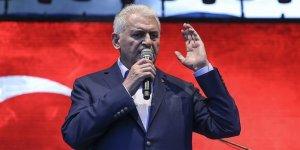 Yıldırım: Adnan Menderes'i ipe götüren CHP zihniyetidir