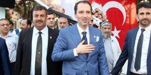 Fatih Erbakan, yeni parti için tarihi açıkladı